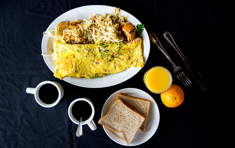 Omellettes